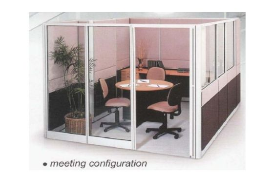 Partisi Kantor Exclusive Series Alt.3 partisi_full_glass_ruang_meeting_uno